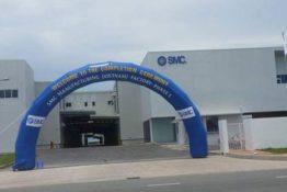 Cung cấp hệ thống bơm cấp thoát nước Teral cho nhà máy sản xuất SMC Đồng Nai