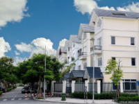 Cung cấp bơm tăng áp cho các căn biệt thự khu An Phú, An Khang- Khu Đô Thị Nam Cường