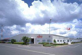 Dự án: nhà máy Fujitsu
