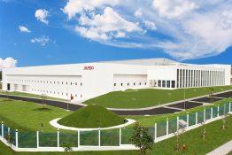 Dự án: Nhà máy Shiseido – Đồng Nai