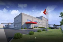 Dự án: Nhà máy AICA-Nhơn Trạch